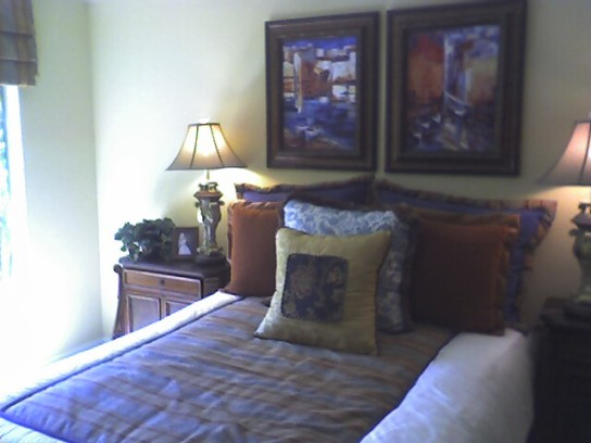 Monterey Villas Bedroom