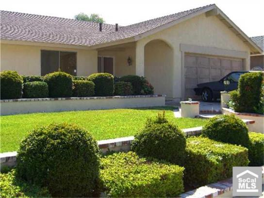 Mission Viejo property with investment potential