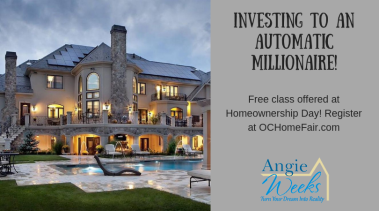 Investing to an Automatic Millionare!